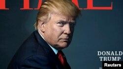 Donald Trump, shugaban Amurka mai jiran gado