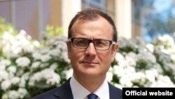 Sem Fabrici, ambasador EU u Srbiji