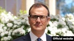Arhiva - Sem Fabrici, šef Delegacije EU u Srbiji
