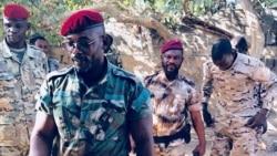 Thierry Kyalumba joint par Eddy Isango