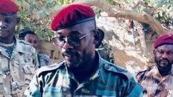 Colonel John Tshibangu akobima boloko samedi (Eccha)