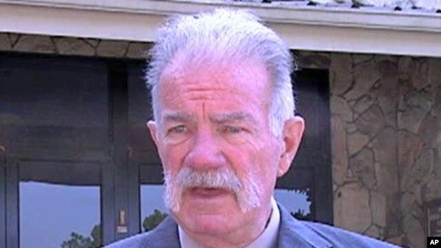 Reverend Terry Jones