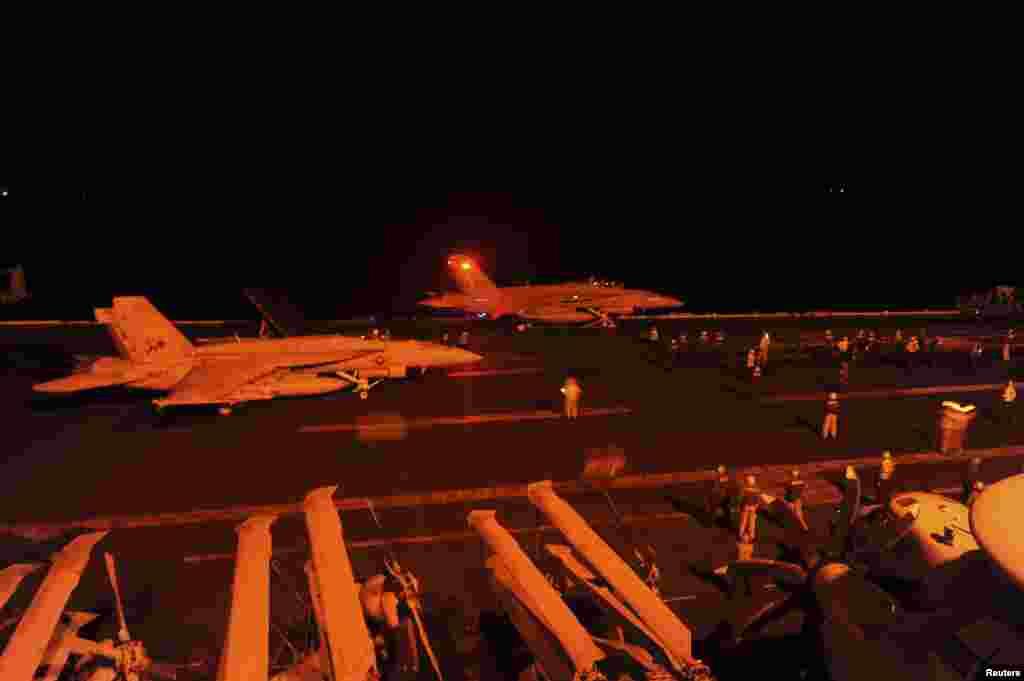 IRAQ-SECURITY/USA-STRIKES