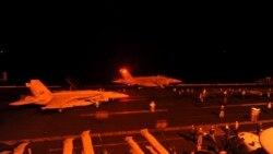 뉴스듣기 세상보기: 장관급 북 인권 회의, 미군 시리아 ISIL 공습