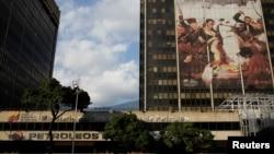 El gobierno de EE.UU. impuso el lunes 28 de enero de 2019 fuertes sanciones a la petrolera estatal de Venezuela PDVSA, las más duras hasta ahora contra el gobierno del presidente en disputa Nicolás Maduro,