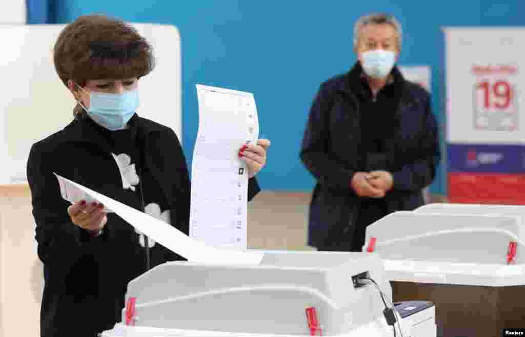 Rusiyada parlament seçkilərinin son günü
