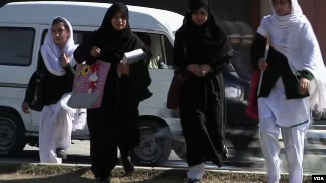 Pakistan Women Transportation