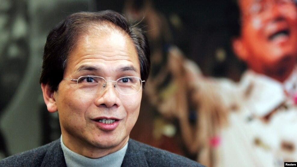 Cựu thủ tướng Du Tích Khôn, từng lãnh đạo đảng cầm quyền, sẽ cùng một cố vấn an ninh quốc gia Đài Loan và một số nhà lập pháp, tham dự lễ nhậm chức của ông Trump. (Ảnh tư liệu)