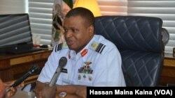 Air Marshall Sadique Abubakar, Hafsan Hafsoshin Sojojin Yakin Saman Najeriya