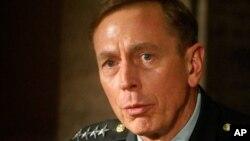 Бывший директор Центрального разведывательного управления генерал Дэвид Петреус