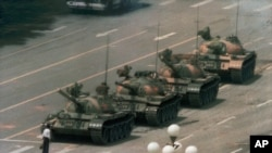 The Crackdown in Tiananmen Square