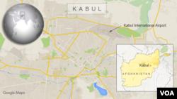 El ataque se produjo en una sección militar al interior del aeropuerto de Kabul.
