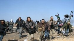 سه روزنامه نگار خارجی در بازداشت نیروهای حکومتی لیبی