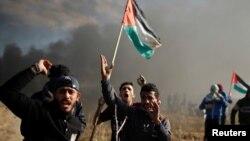 Protesti Palestinaca u Gazi zbog Trumpove odluke
