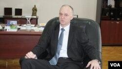 Radoslav Gajanin, rektor Univerziteta u Banjaluci