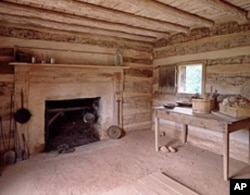 This National Historic Site is the slave cabin in Virginia where Booker T. Washington, a renowned author, orator, and educator, spent his childhood.