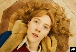 Saoirse Ronan as Susie Salmon in The Lovely Bones