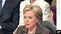 克林顿:阿富汗政府需要赢得人民的信任