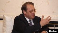 Thứ Trưởng Ngoại giao Nga Mikhail Bogdanov nói rằng ông Assad đang ngày càng mất quyền kiểm soát lãnh thổ Syria