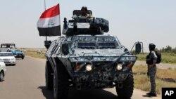 """""""El destacamento permanecerá en Irak hasta que la situación ya no lo requiera"""", explicó Obama en su carta."""