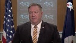 EE.UU. sanciona a capitanes iraníes por negocio de combustible con Venezuela