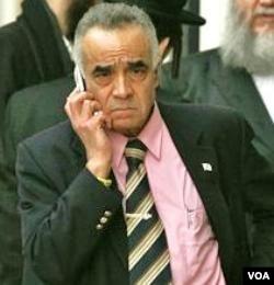 Ra'anan Gissin, analis Israel dan mantan jurubicara pemerintah Israel.