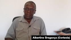 Escritor Albertino Bragança
