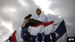 Vào lúc kết thúc chuyến du hành bằng xe buýt, Tổng thống Obama cho biết ông sẽ đệ trình một đề xuất vào đầu tháng tới để giúp phát triển kinh tế và cắt giảm tỷ lệ thâm hụt ngân sách