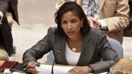 U.S. Ambassador Susan Rice at U.N. (Aug. 2012 photo)