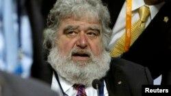 Charles Blazer na FIFA wanda ya amsa laifin cin hanci