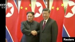 VOA Asia - The Kim-Xi Meeting and What it Means