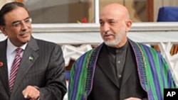 پاک افغان تعلقات کو باہمی تجارت سے مضبوط بنایا جاسکتا ہے