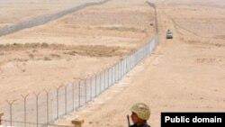 مرز یمن و عربستان سعودی