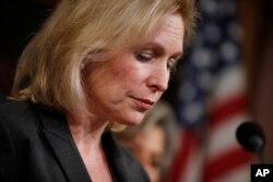 Thượng nghị sĩ đảng Dân chủ Kirsten Gillibrand đề xuất dự luật triển hạn các phúc lợi về chăm sóc sức khỏe cho các cựu chiến binh Mỹ mắc phải những căn bệnh liên quan tới hóa chất da cam.
