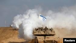 Israeli Troops Leave Gaza as 72-Hour Truce Begins