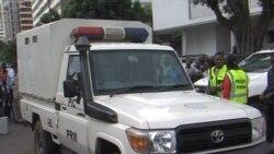 Desconhecidos atacam posto da polícia e matam um agente