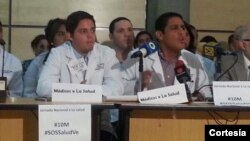 El gremio médico espera que las manifestaciones se realicen paralelamente en otras ciudades del país.