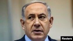 အစၥေရးလ္ ၀န္ႀကီးခ်ဳပ္ Benjamin Netanyahu