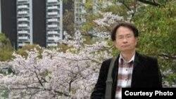 台湾教授协会前会长陈仪深(陈仪深提供)