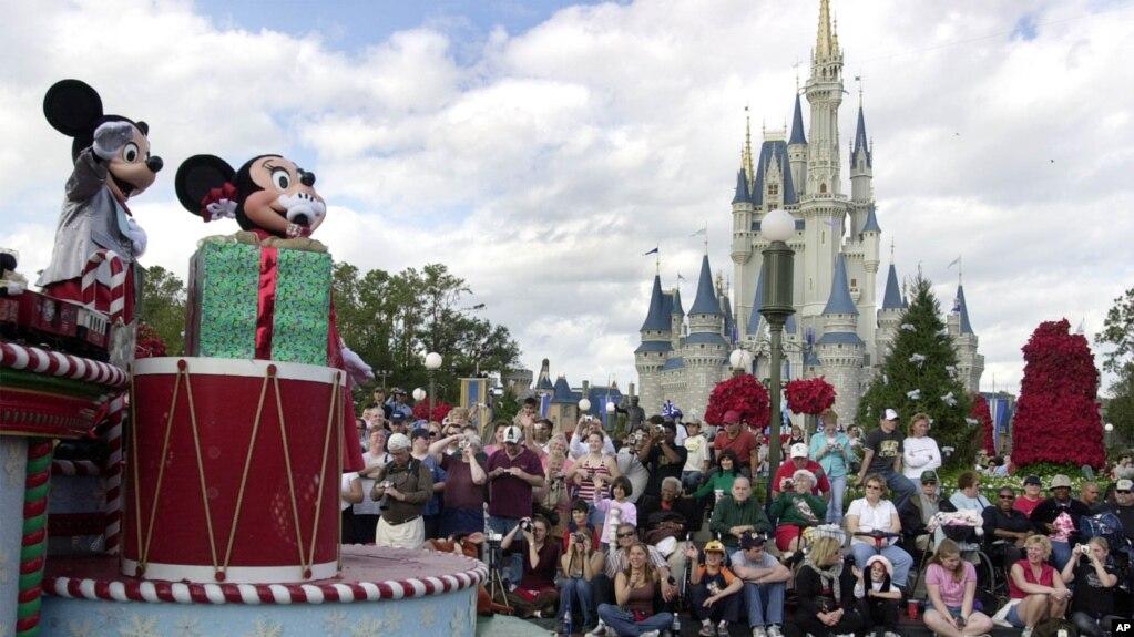 Orlando, Florida, destino preferido de 72 millones de personas en 2017