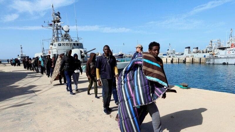 Onze migrants morts en mer et 263 secourus en Libye