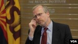 George W. Bush dönemi Dışişleri Bakan Yardımcısı David Kramer