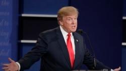 ေရြးေကာက္ပဲြရံႈးခဲ့ရင္ လက္ခံမခံ ေျဖဖို႔ Trump ျငင္း