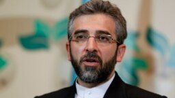 Wakil Menteri Luar Negeri Iran Ali Bagheri