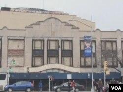 RKO凱斯劇場是由著名建築師托馬斯設計