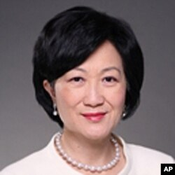 立法会议员叶刘淑仪宣布参选