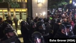 Polisi wa mji wa Charlotte huko North Carolina