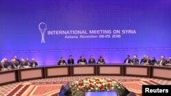 Astana Suriye Barış Müzakereleri