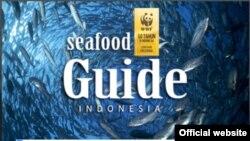 Aplikasi Seafood Guide untuk Blackberry yang diluncurkan oleh WWF.