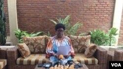 Laurence Ndadaye